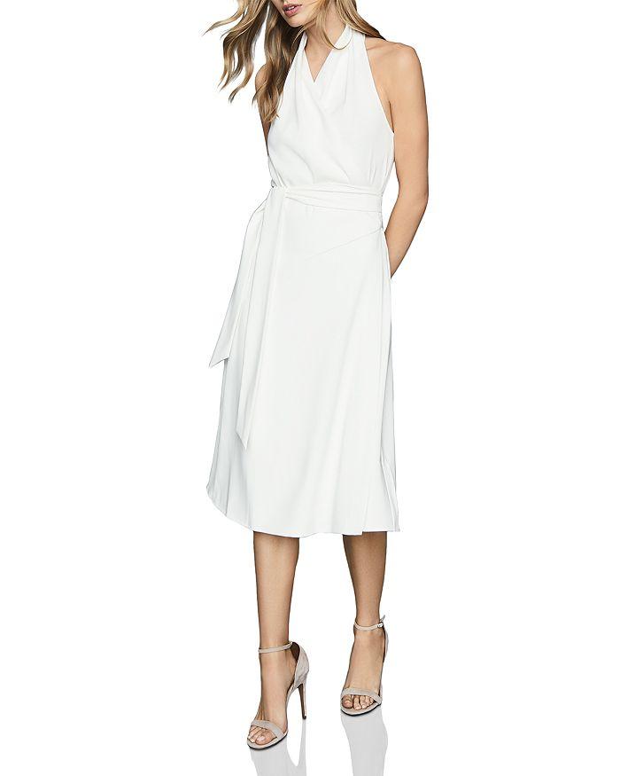 REISS - Piper Halter Dress