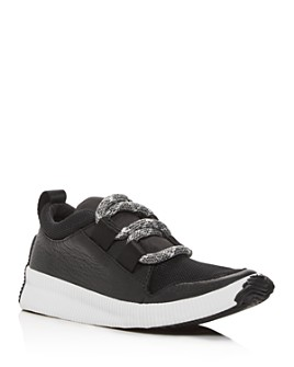 Sorel - Women's Out 'N About Plus Waterproof Low-Top Sneakers