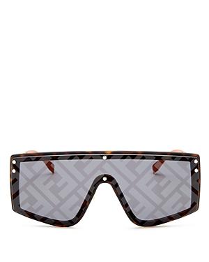 Fendi Unisex Logo Shield Sunglasses, 145mm-Jewelry & Accessories