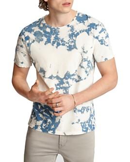 John Varvatos Star USA - Tompkins Cotton Tie-Dyed Tee