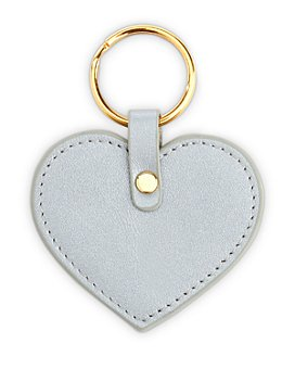 ROYCE New York - Leather Heart Key Fob