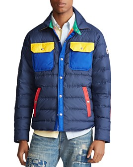 Polo Ralph Lauren - Color-Block Down Jacket