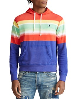 Polo Ralph Lauren - Spa Striped Terry Hoodie