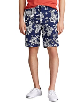 Polo Ralph Lauren - Relaxed Fit Polo Bear Shorts