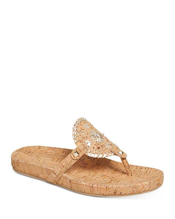 Jack Rogers - Women's Georgica Thong Sandals