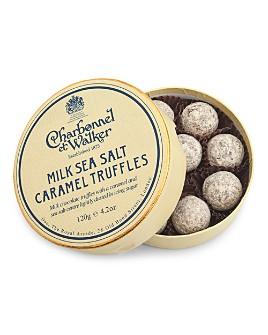 Charbonnel et Walker - 10-Pc. Sea Salt Milk Chocolate Truffles
