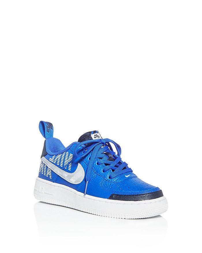 Nike - Unisex Air Force 1 LV8 2 Low-Top Sneakers - Big Kid