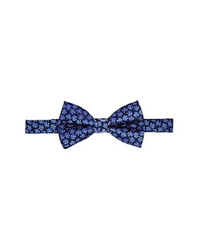 The Men's Store at Bloomingdale's - Mini Floral Silk Pre-Tied Bowtie - 100% Exclusive