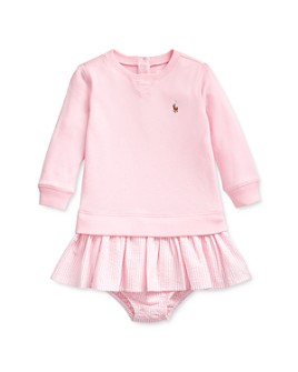 Ralph Lauren - Girls' Atlantic Terry Dress & Bloomers Set - Baby