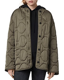 ALLSAINTS - Torin Quilted Coat
