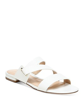 Via Spiga - Women's Cadell Slip On Strappy Sandals