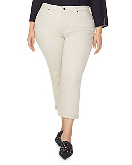 NYDJ Plus - Chloe Capri Jeans