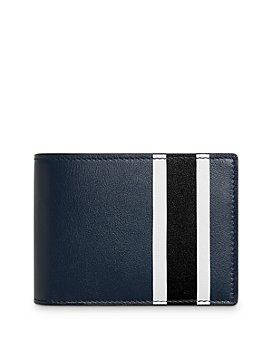 Shinola - Stripe Slim Bifold Wallet