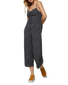O'Neill - Anabella Cropped Jumpsuit