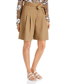 Lafayette 148 New York - Arthur Pleated Shorts