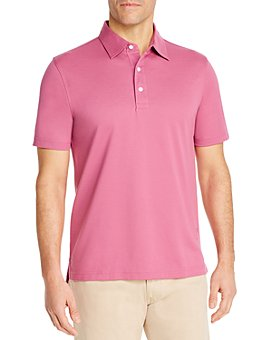 Brooks Brothers - Tailored Knit Solid Slim Fit Polo Shirt