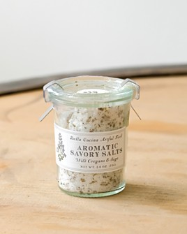 Bella Cucina - Oregano & Sage Salt