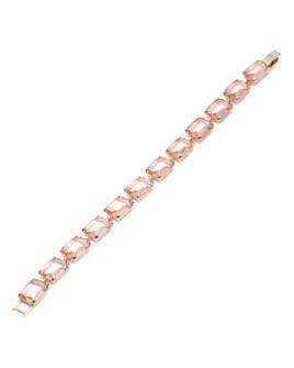 Ralph Lauren - Gold-Tone Stone Square Flex Bracelet
