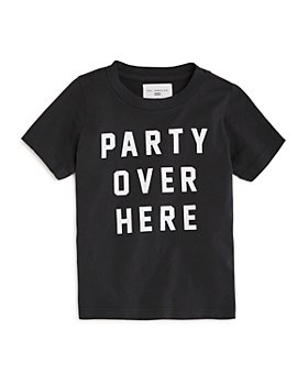 SOL ANGELES - Boys' Party Over Here Cotton Graphic Tee - Little Kid, Big Kid