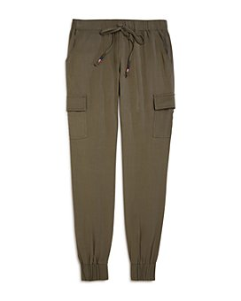 AQUA - Girls' Cargo Jogger Pants