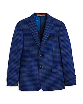 Tallia - Boys' Check Blazer