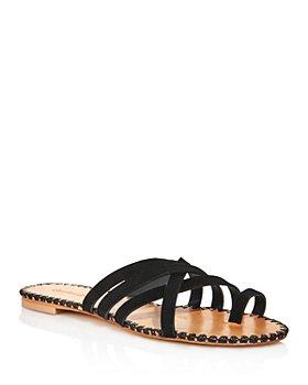 Charles David - Women's Session Slip On Strappy Sandals