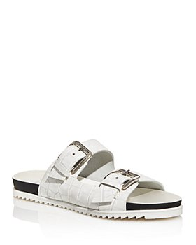 Charles David - Women's Lonnie Croc-Embossed Sandals
