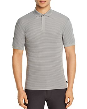 Armani - Stripe Polo Shirt