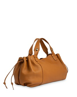 Gerard Darel - 24 So Capra Leather Handbag