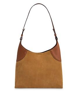 Gerard Darel - Jackie Leather Hobo Shoulder Bag
