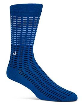 Calvin Klein - Tiled Socks