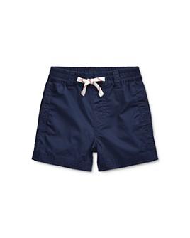 Ralph Lauren - Boys' Parachute Cotton Rugby Shorts - Baby