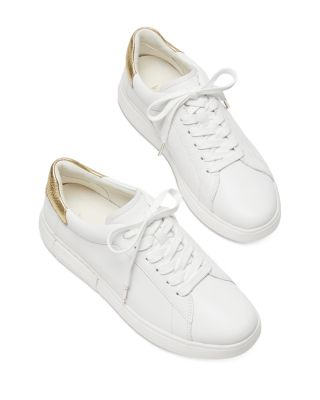 kate spade white slip on sneakers
