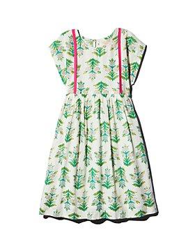 Pink Chicken - Girls' Stacey Cotton Printed Dress - Big Kid