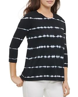 Calvin Klein - Tie-Dyed Cotton Sweater