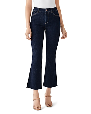 1961 Bridget High-Rise Bootcut Jeans