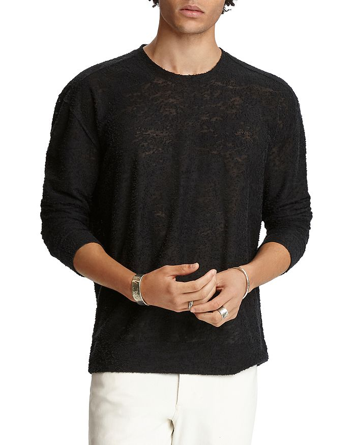 John Varvatos Collection - Easy Fit Textured Sweater