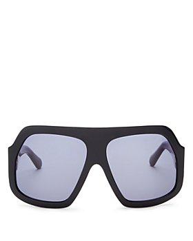 Karen Walker - Women's Hellenist Flat Top Sunglasses, 62mm