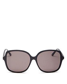 Bottega Veneta - Women's Square Sunglasses, 59mm