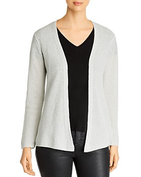 Eileen Fisher - Straight Open-Front Cardigan