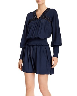 Ramy Brook - Kelly Embellished Mini Dress