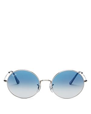 Ray-Ban Unisex Round Sunglasses, 54mm