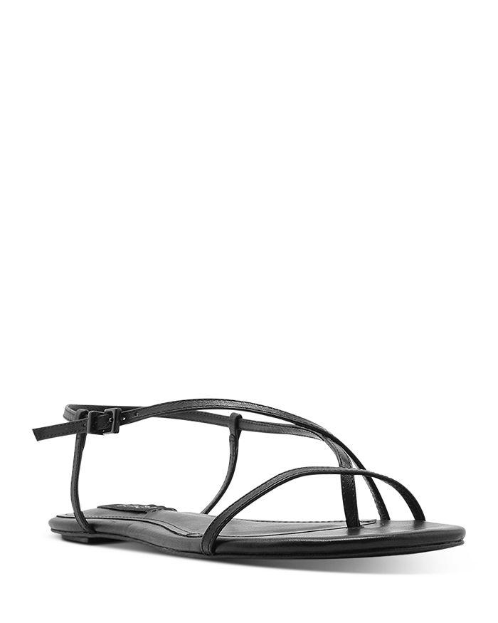 AQUA - Women's Lory Flat Strappy Sandals - 100% Exclusive