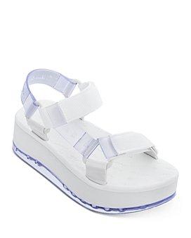 Melissa - Women's Papete + Rider Strappy Platform Sandals