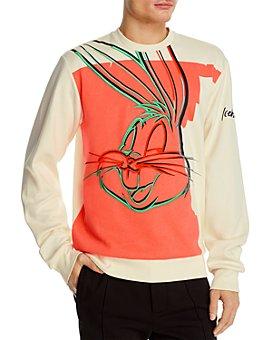 Iceberg - Bugs Bunny Embroidered Oversized Sweatshirt