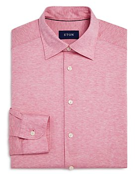Eton - Slim Fit Jersey Knit Shirt