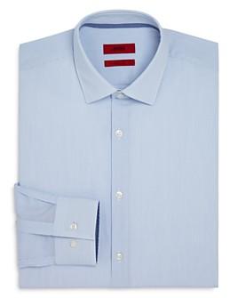 HUGO - Keoy Striped Slim Fit Dress Shirt