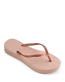 havaianas - Women's Slim Flatform Thong Sandals