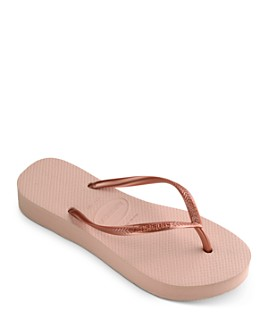havaianas - Women's Slim Flatform Thong Sandals