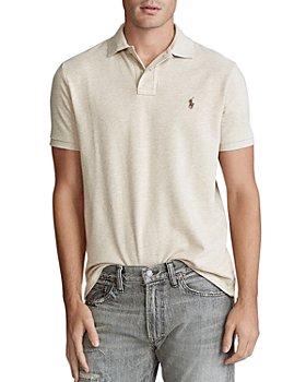 Polo Ralph Lauren - Mesh Polo Shirt - Classic & Custom Slim Fits